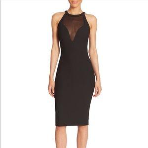 Elizabeth and James Karina Dress in Black Size 2